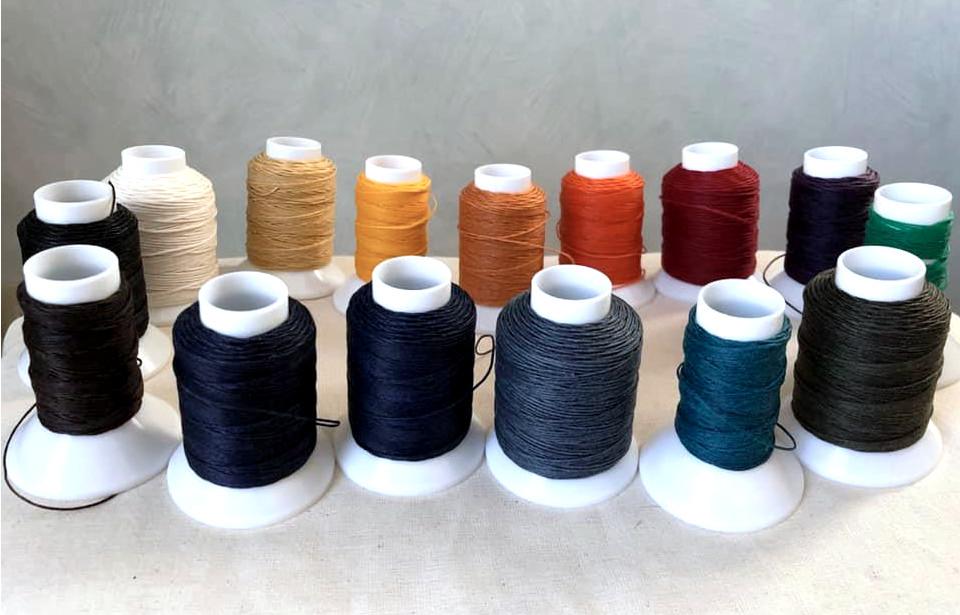 ステッチ用糸全色