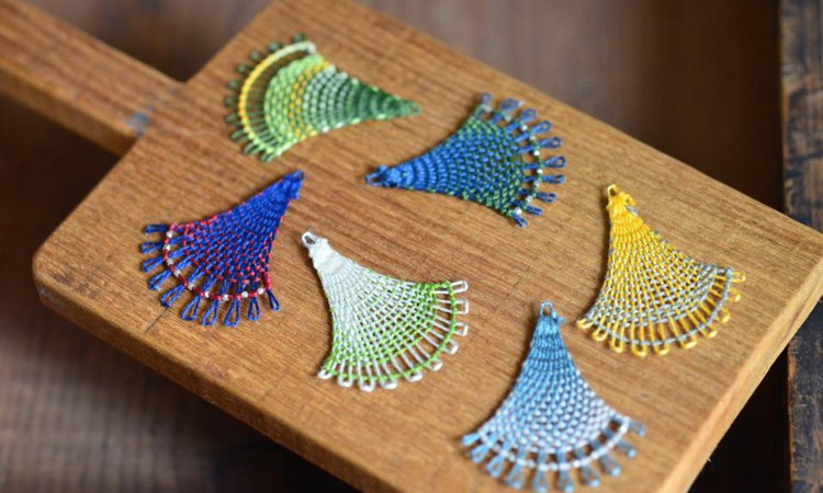 ニャンドゥティ(パラグアイの刺繍織物)